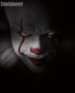 He ain't clowining around!